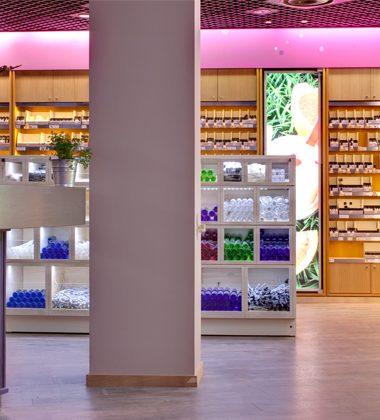 Bon plan produits bio : la boutique Aroma-Zone à Paris